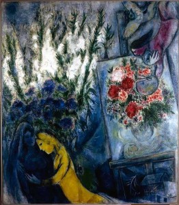 Chagall At The Jewish Museum